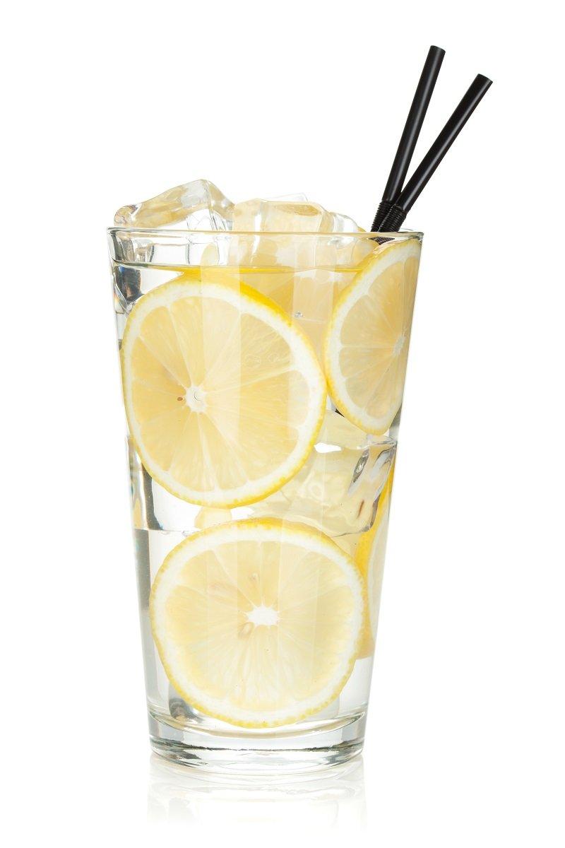 вода с лимоном для похудения пропорции