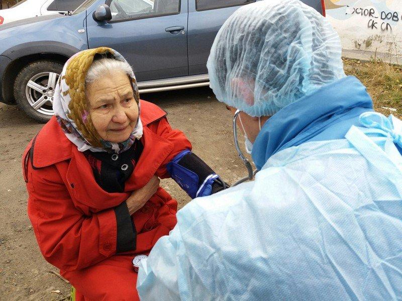 помощь бездомным в россии