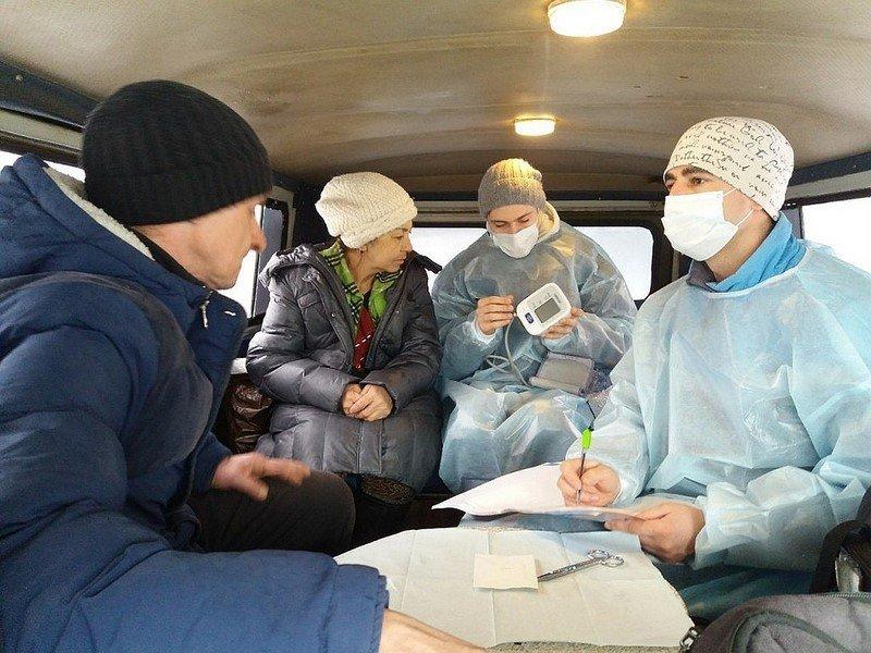 помощь бездомным челябинск