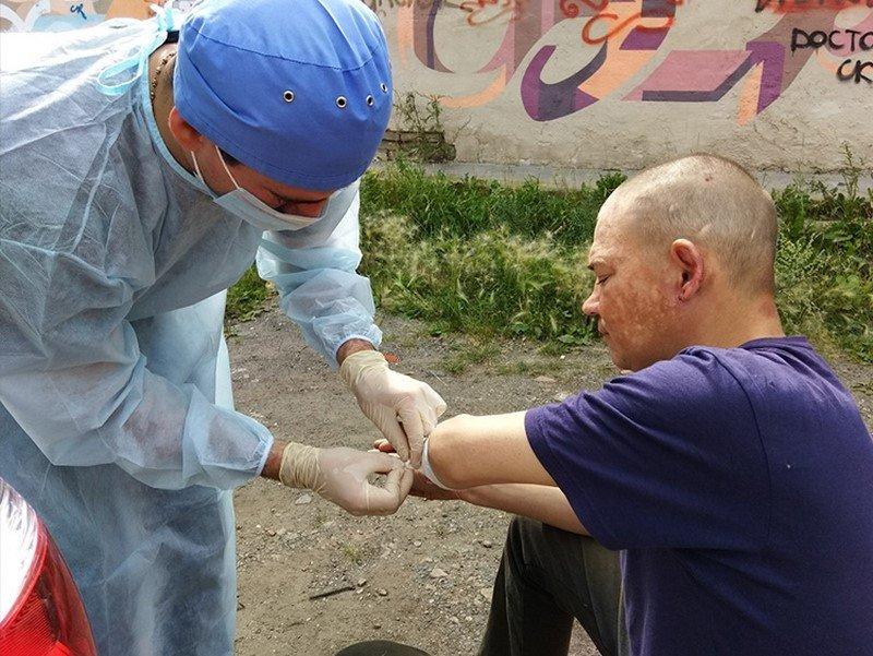 волонтерская помощь