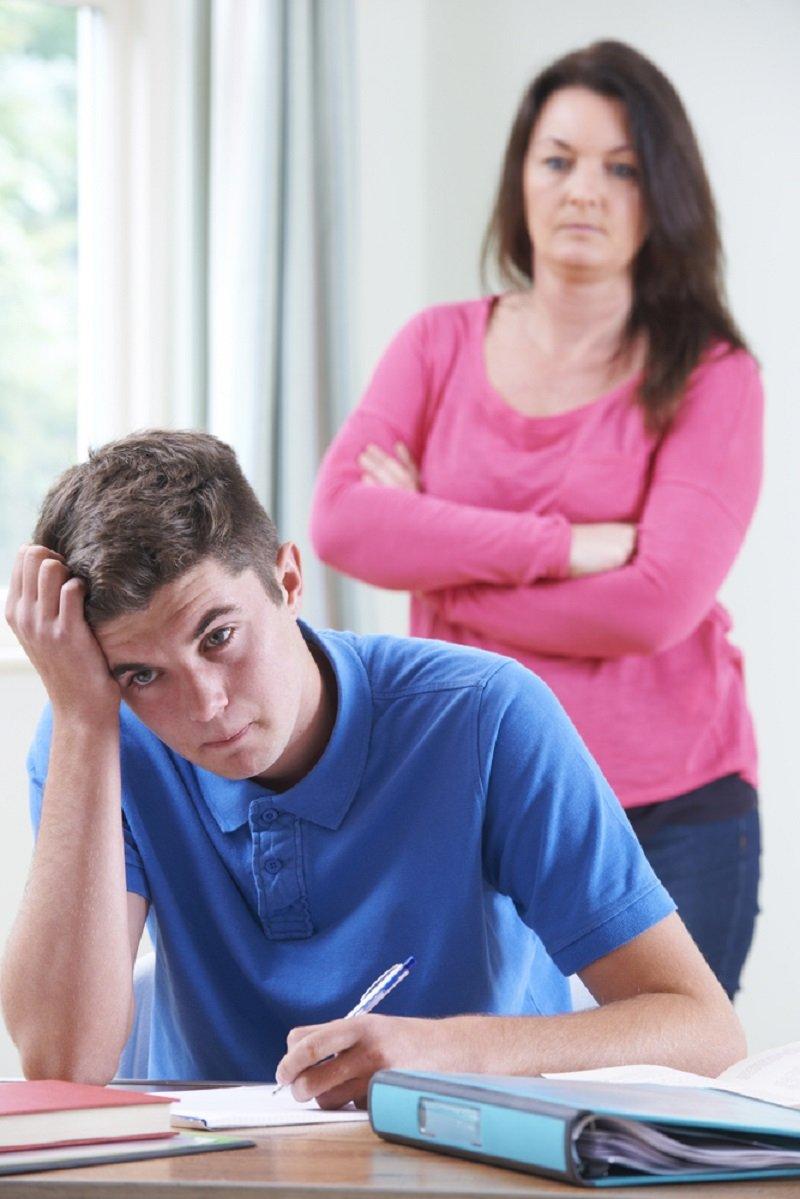 мать и сын статусы
