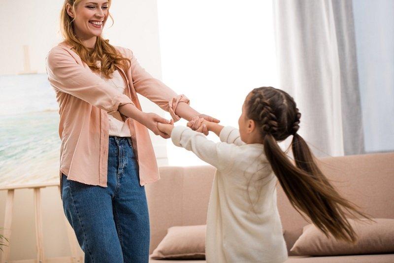 фото мама с дочкой идеи