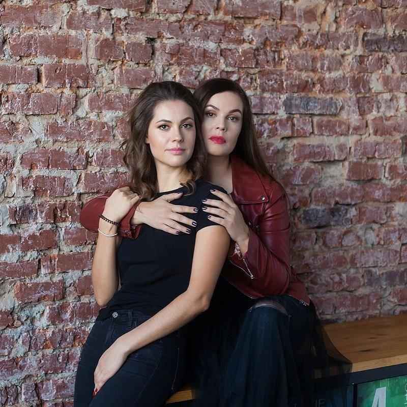 екатерина андреева и ее дочь