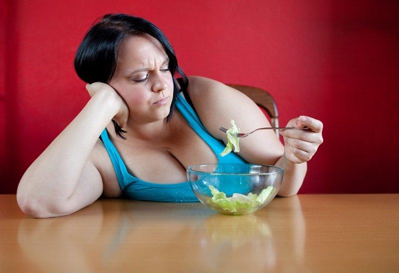вред диет