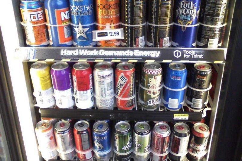 вред алкогольных энергетических напитков