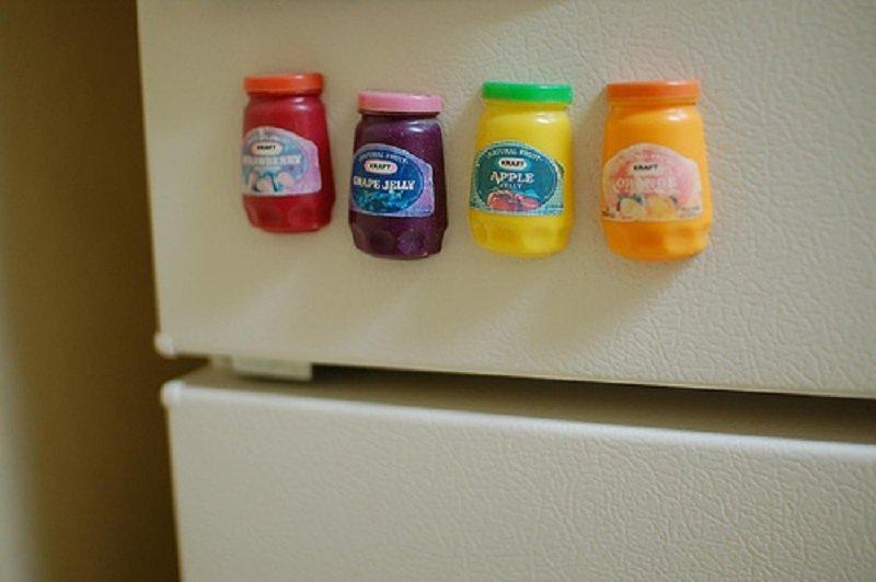 магниты на холодильнике вред