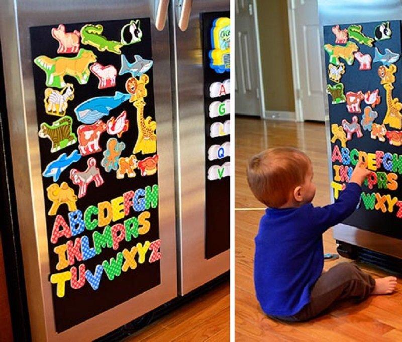 магниты на холодильнике вредно или нет