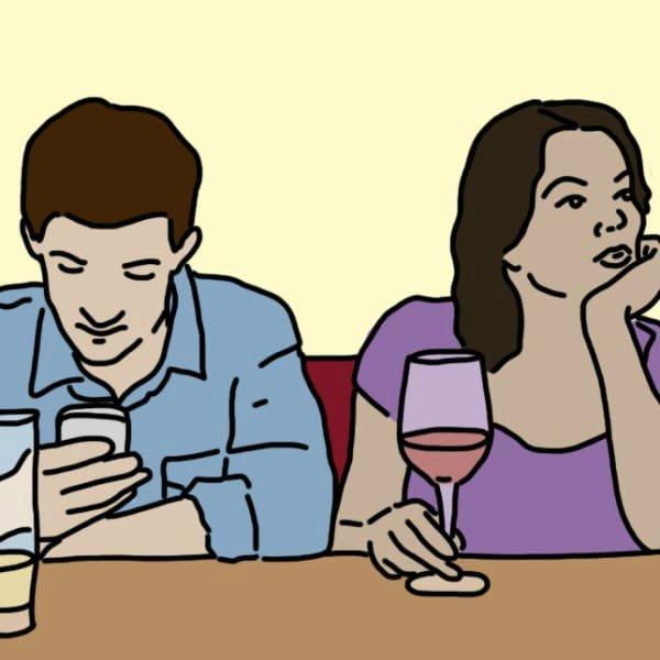 вред смартфонов