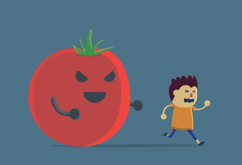 вред помидоров для организма