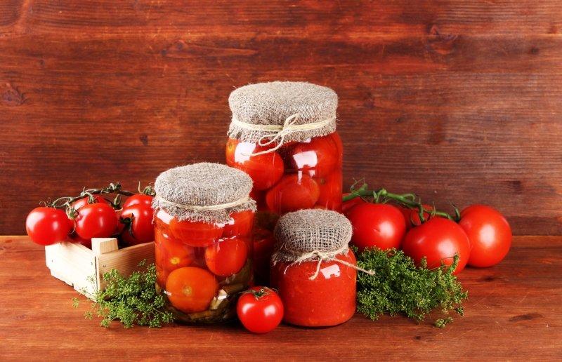 вред помидоров для желудка