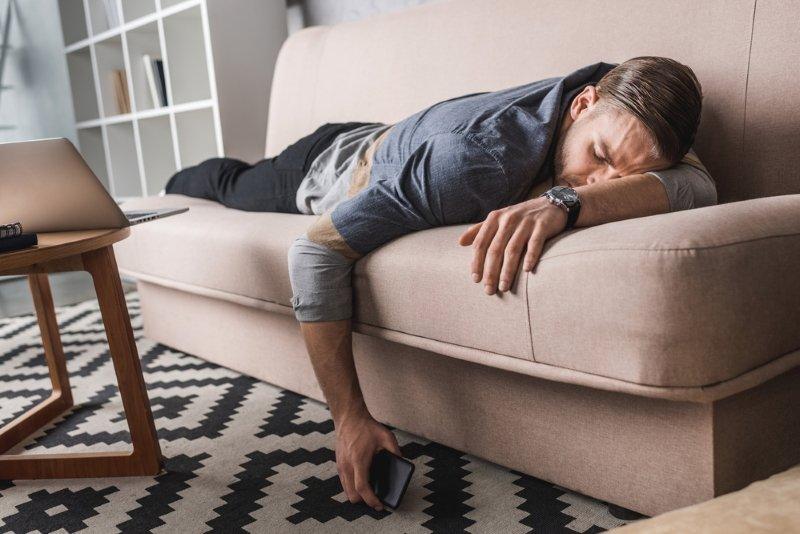вред телефона перед сном