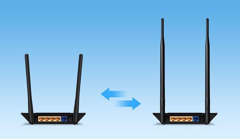 wi-fi антенна