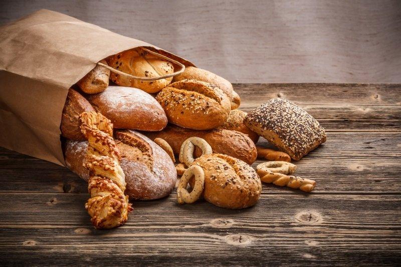 с чем есть хлеб чтобы не поправиться