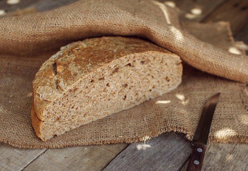 с чем есть черный хлеб