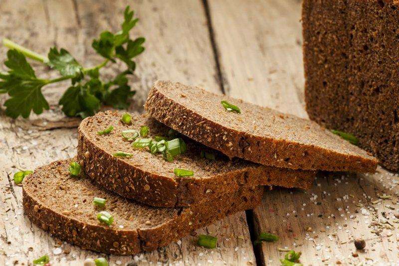 с чем есть хлеб на диете