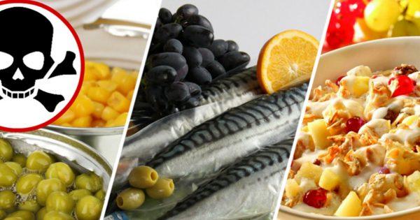 Вкусная отрава: наиболее опасные продукты питания! Вот что на самом деле в них содержится…