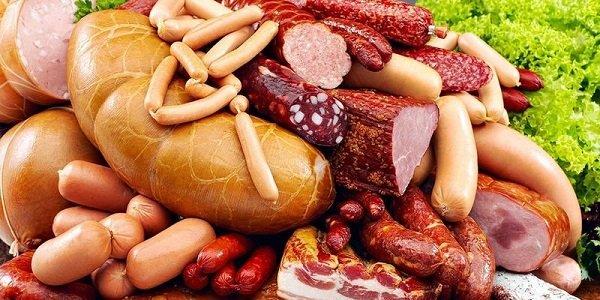 колбасные изделия