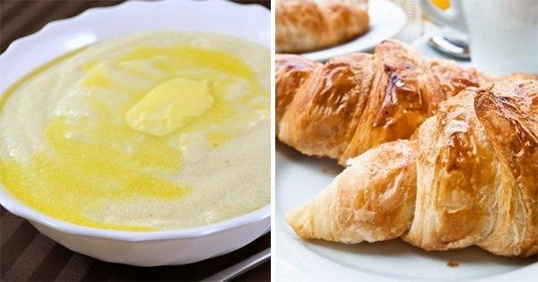 7 вредных завтраков для нашего организма. Позаботься о своем здоровье!