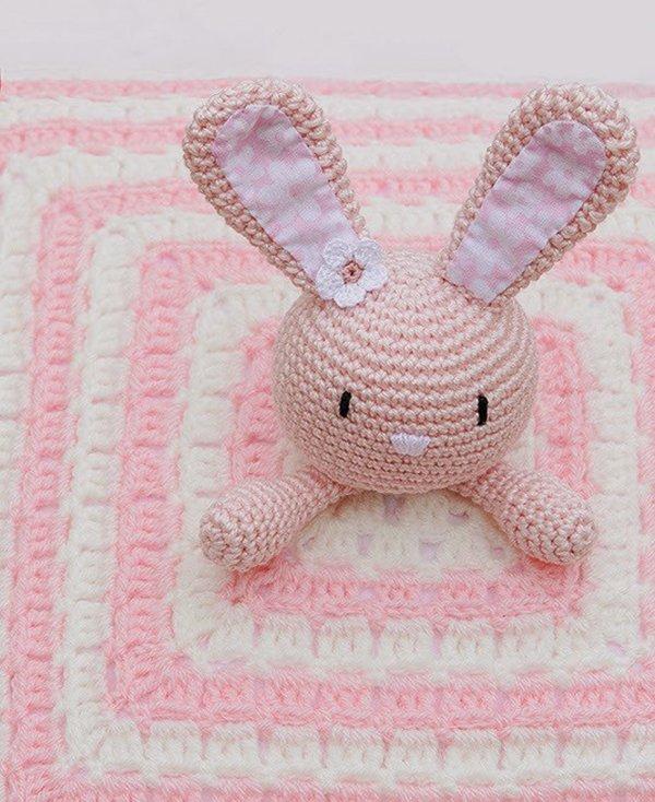 одеяло с зайцем