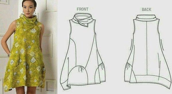 одежда в стиле бохо сшить