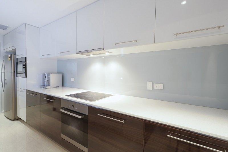высота шкафов для кухни