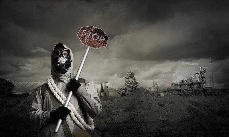 правила выживания при ядерной атаке