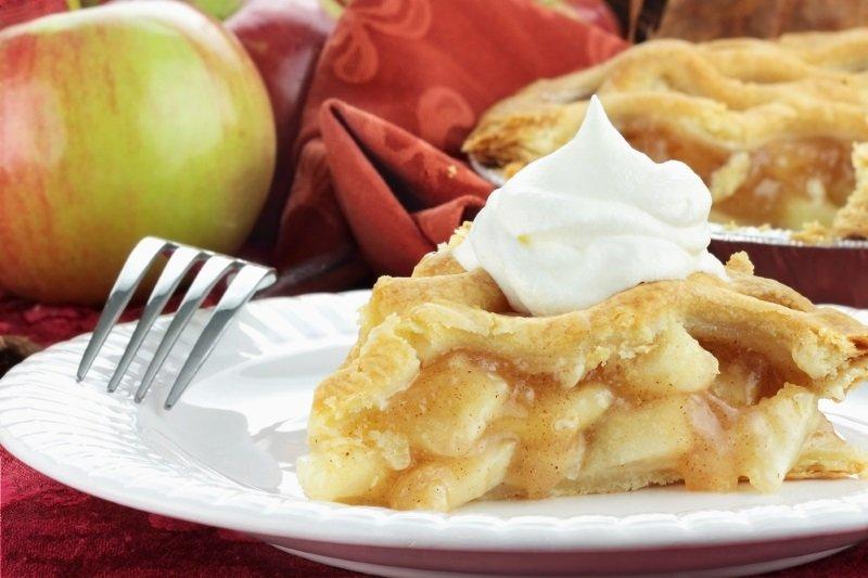 яблочный торт рецепт