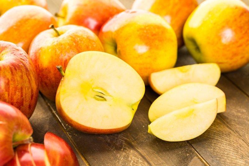 консервация яблоки с перцем