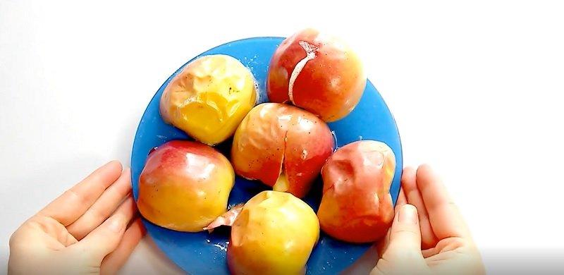 яблочный зефир