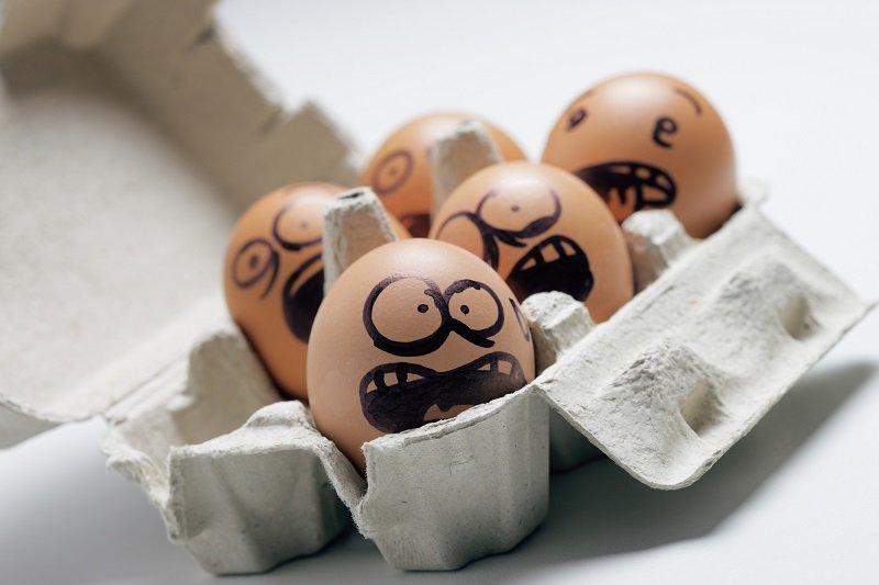вред яиц для печени