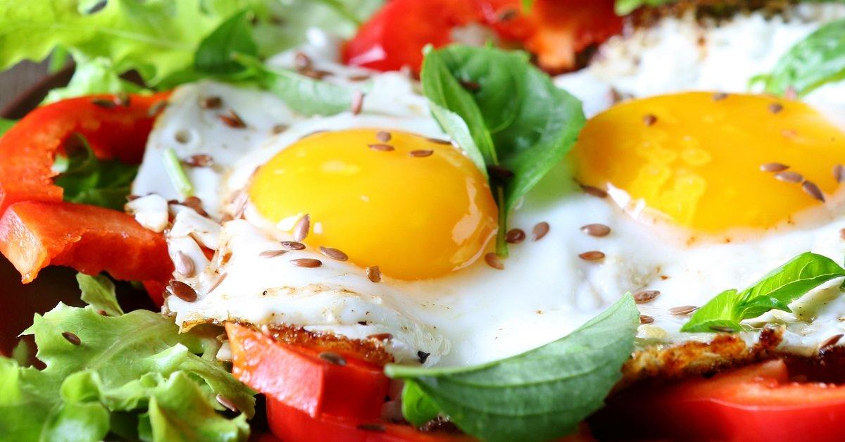 Яичная диета на каждый день