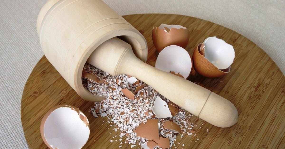 Ты перестанешь выбрасывать яичную скорлупу, узнав об этом! Проблема дефицита кальция решена.