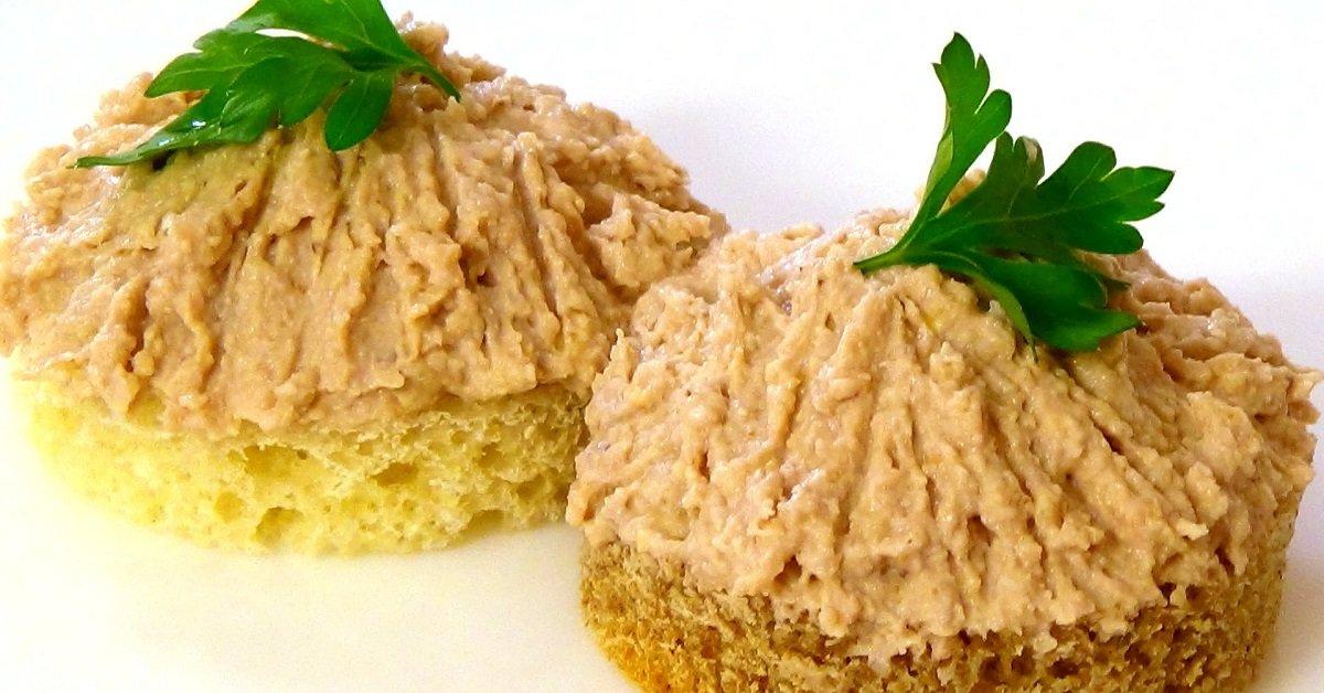 Рецепт паштета с грецкими орехами