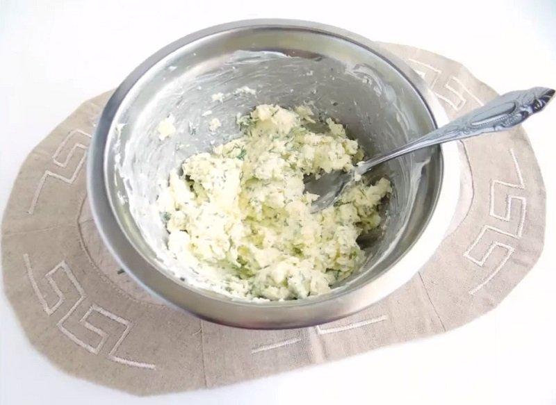 яичный рулет в духовке рецепт