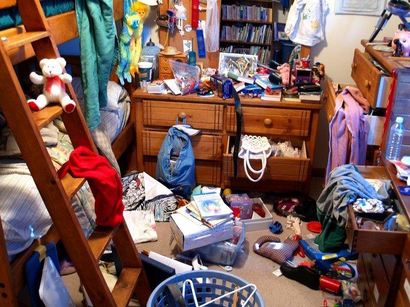 как убрать дома
