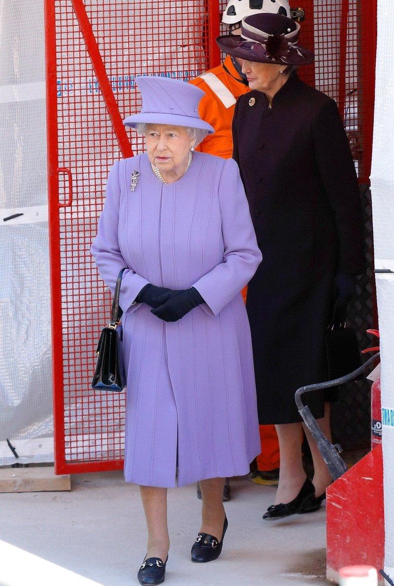 королева великобритании