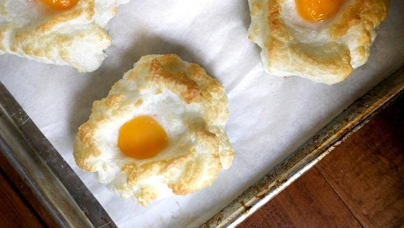 Orsini vajcia recept