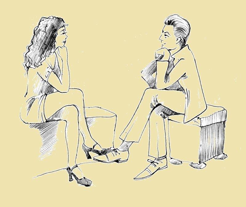 Stojí váš partner vyrovnane alebo opakuje niektoré slová? Takto zistíte všetko o vašej druhej polovičke čo tým myslí