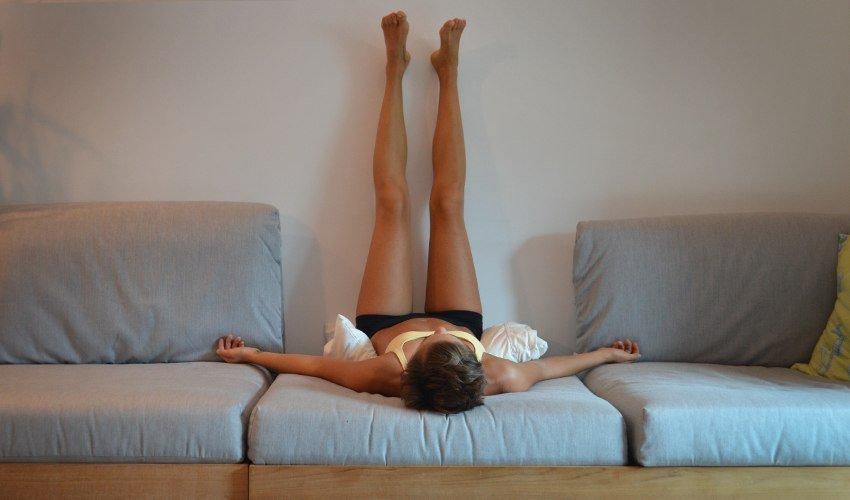йога для сна