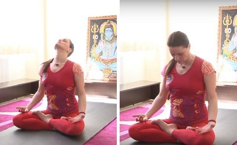 асаны в йоге для позвоночника