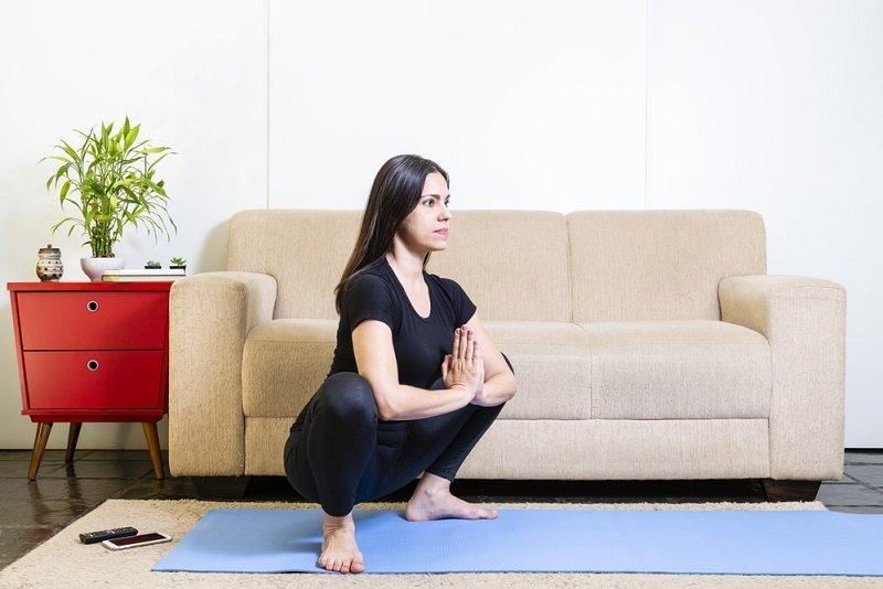 йога для спины и шеи для начинающих