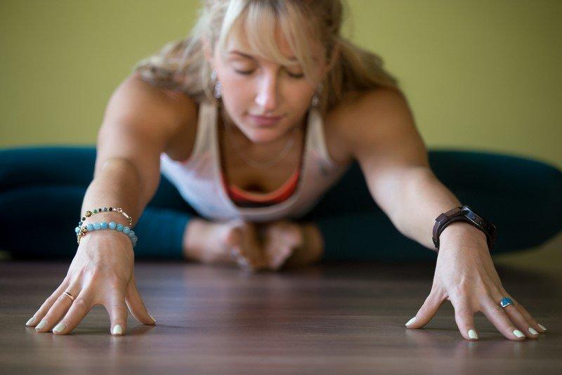 йога для женщин за 40