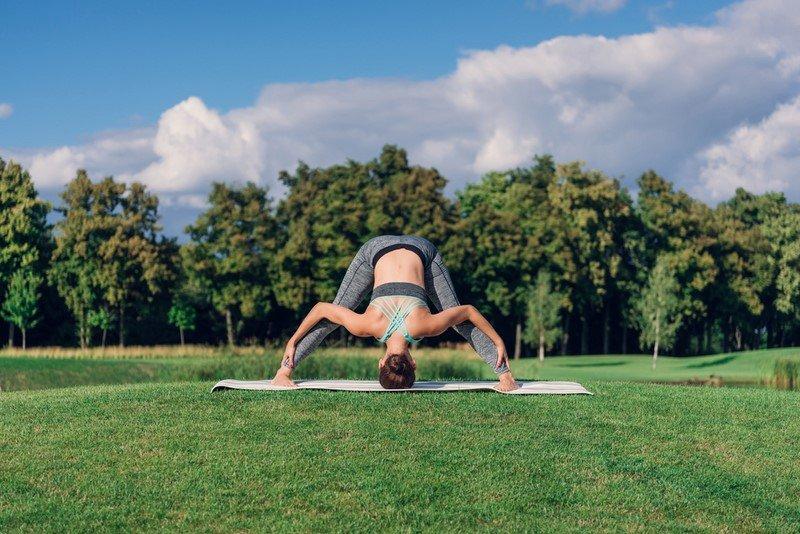 инь йога обучение
