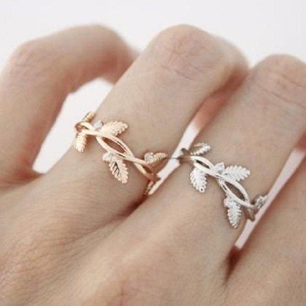 кольца из золота фото