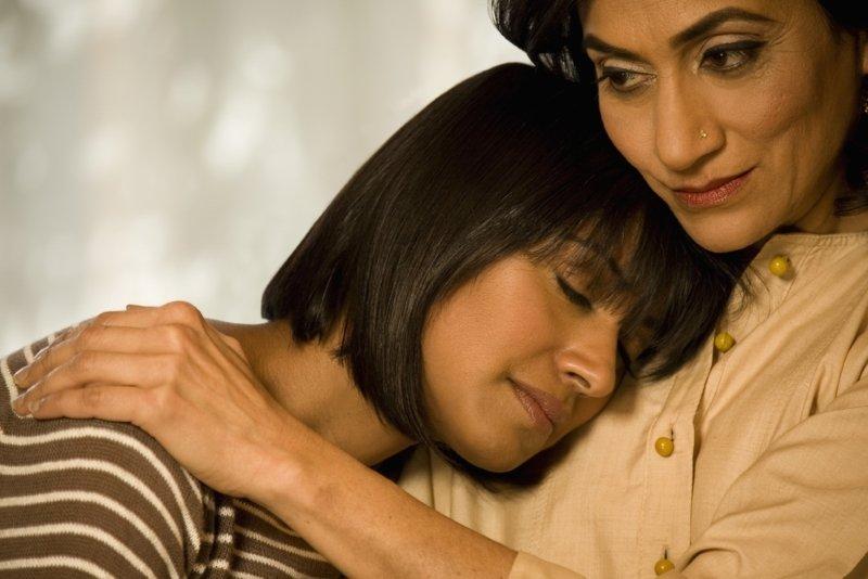 забота матери