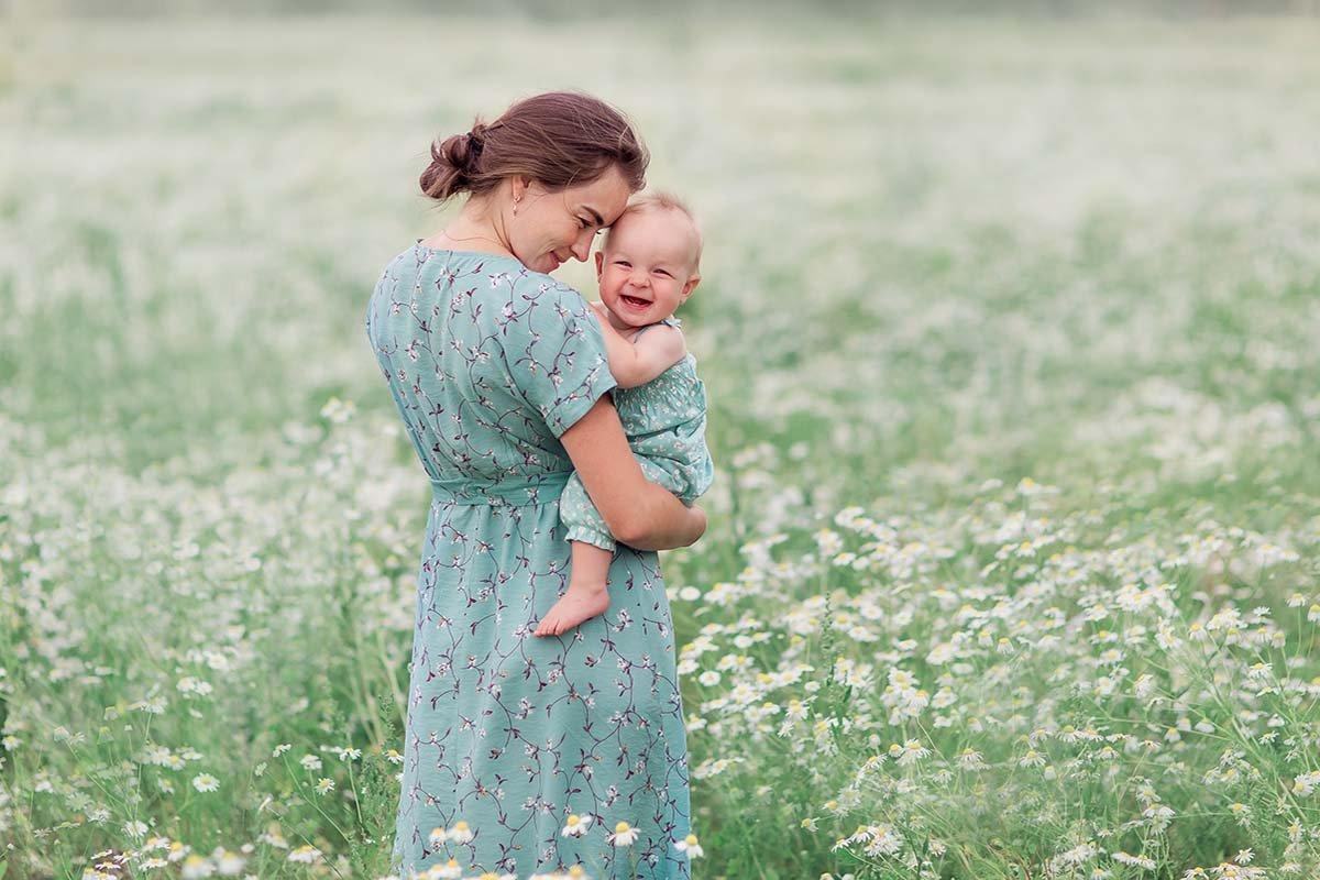 Часто женщина хочет родить ребенка, чтобы не париться о проблемах, которые действительно ее волнуют
