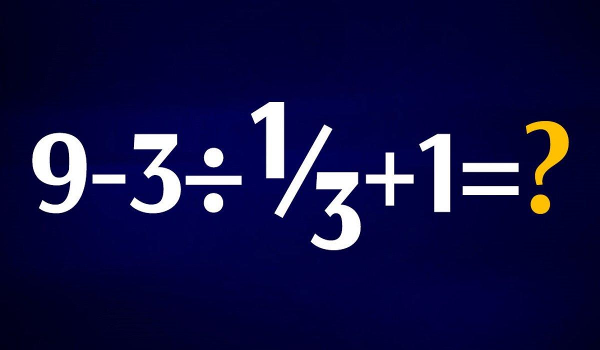 задачи для школьников на логику