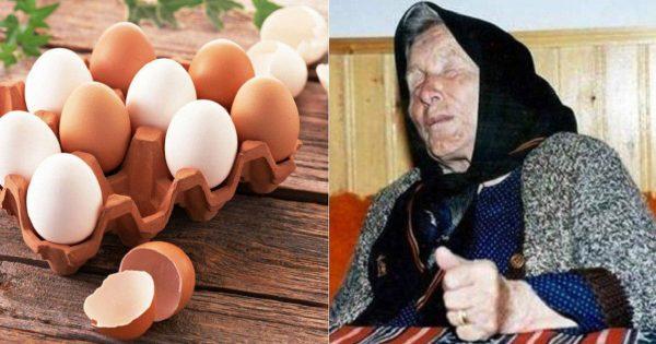 Редкий заговор от Ванги на привлечение денег: понадобится 1 куриное яйцо!
