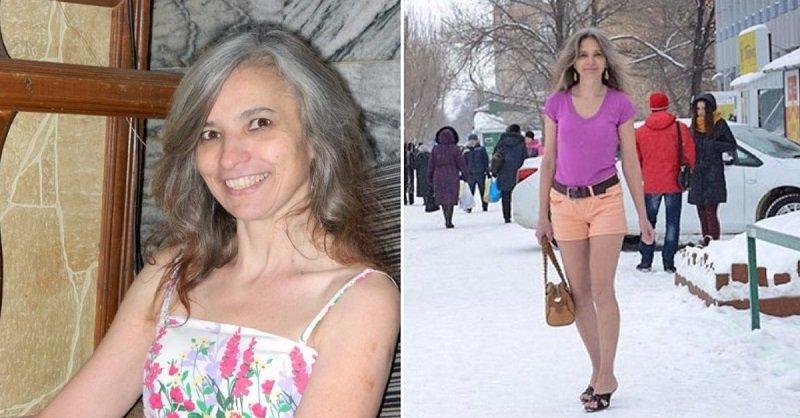 женщина из тольятти