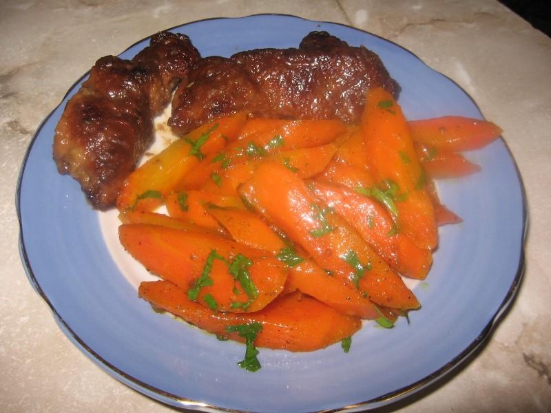 холодная закуска из моркови